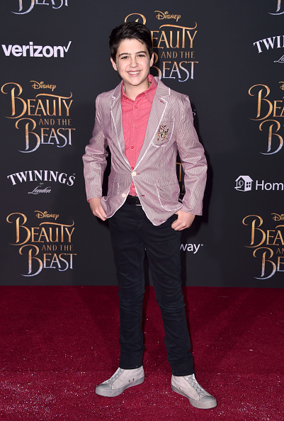 "El Capitan Theatre「Premiere Of Disney's ""Beauty And The Beast"" - Arrivals」:写真・画像(3)[壁紙.com]"