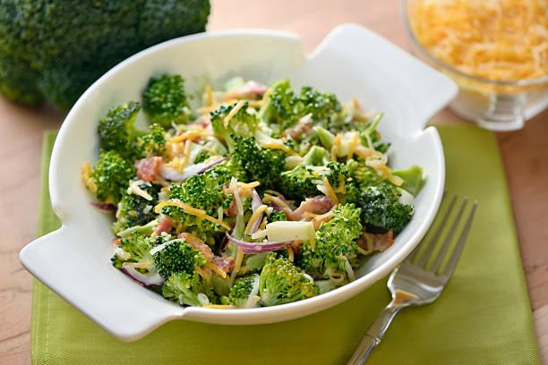 Broccoli Salad:スマホ壁紙(壁紙.com)