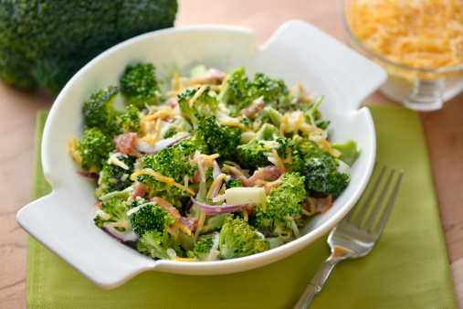 Salad「Broccoli Salad」:スマホ壁紙(16)