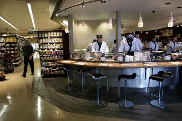 Coffee Roaster「New Safeway Opens With Focus On Organic Goods」:写真・画像(2)[壁紙.com]