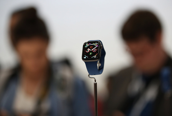 Apple Watch Series 4「Apple Debuts Latest Products」:写真・画像(17)[壁紙.com]