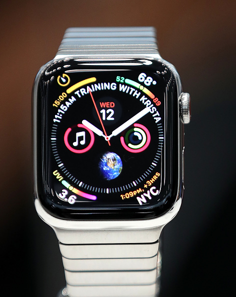 Apple Watch Series 4「Apple Debuts Latest Products」:写真・画像(18)[壁紙.com]