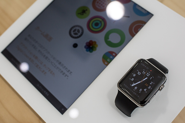 Apple Watch「Apple Watch Goes On Sale At Handful Of Boutiques Around The World」:写真・画像(7)[壁紙.com]
