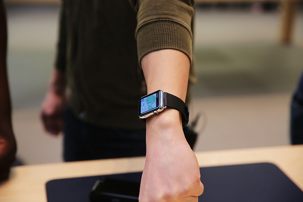 Apple Watch「Apple Previews Its New iWatch」:写真・画像(17)[壁紙.com]
