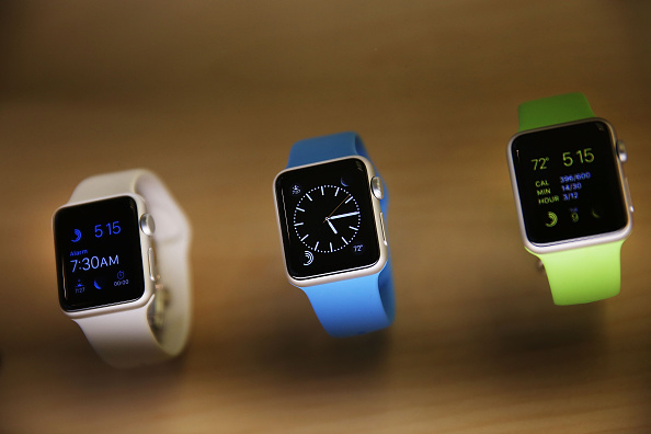 Apple Watch「Apple Previews Its New iWatch」:写真・画像(13)[壁紙.com]