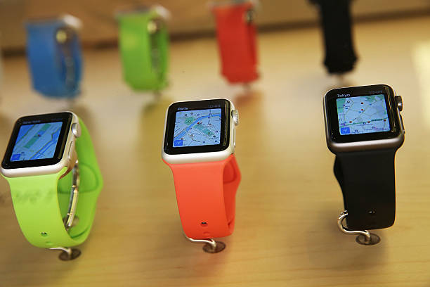 Apple Previews Its New iWatch:ニュース(壁紙.com)