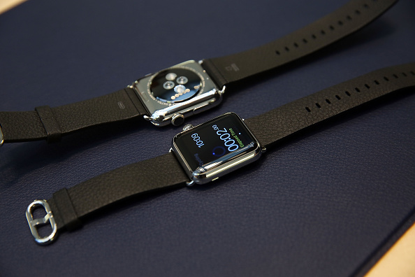 Apple Watch「Apple Previews Its New iWatch」:写真・画像(12)[壁紙.com]