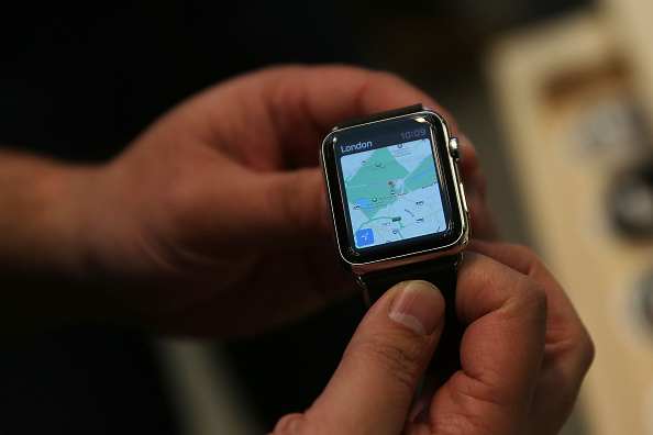 Apple Watch「Apple Previews Its New iWatch」:写真・画像(19)[壁紙.com]