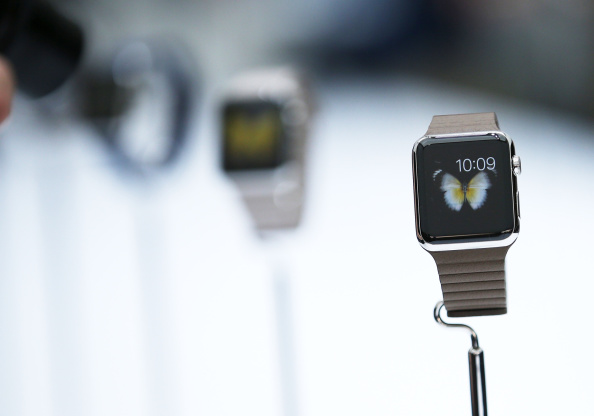Apple Watch「Apple Unveils iPhone 6」:写真・画像(7)[壁紙.com]