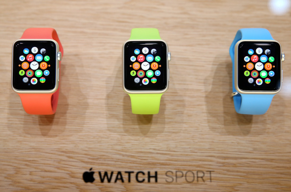 Apple Watch「Apple Unveils iPhone 6」:写真・画像(1)[壁紙.com]