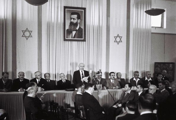 Israel「Early Zionist Pioneers Settle The Holy Land」:写真・画像(2)[壁紙.com]