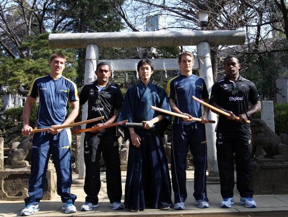 戦国武将「HSBC Sevens World Series 2011/12 - Tokyo」:写真・画像(7)[壁紙.com]