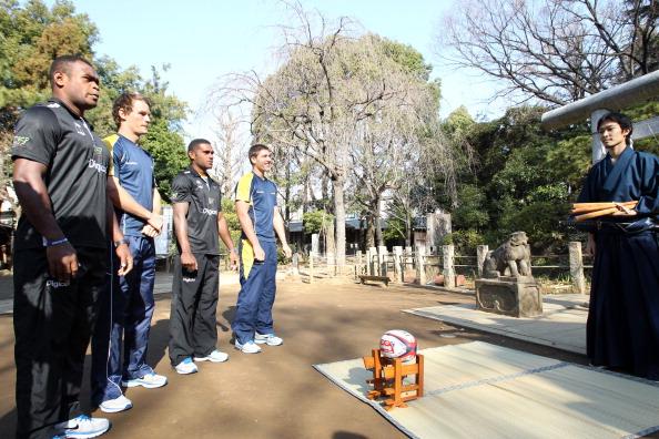 戦国武将「HSBC Sevens World Series 2011/12 - Tokyo」:写真・画像(6)[壁紙.com]