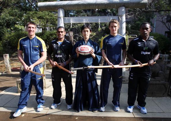 戦国武将「HSBC Sevens World Series 2011/12 - Tokyo」:写真・画像(9)[壁紙.com]