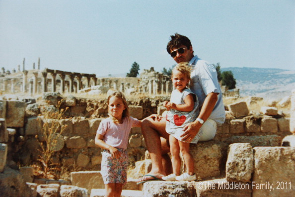 Jordan - Middle East「The Middleton Family Release Images Of Kate Middleton」:写真・画像(5)[壁紙.com]