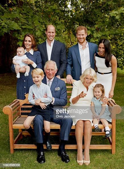 ポートレート「HRH The Prince of Wales Birthday Family Portrait」:写真・画像(4)[壁紙.com]