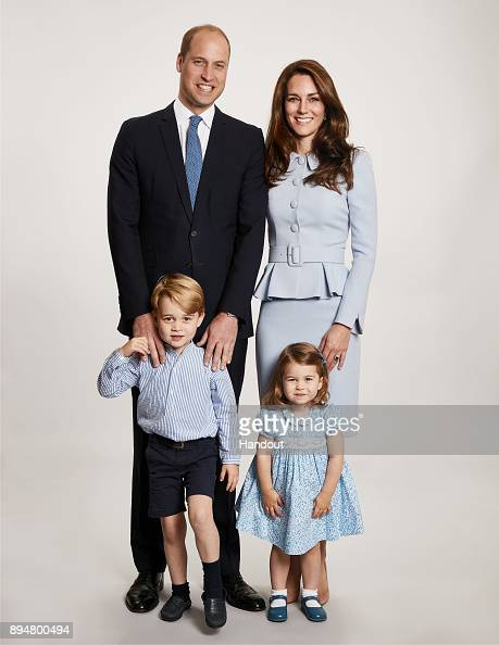 Studio Shot「Duke & Duchess of Cambridge Christmas Card」:写真・画像(2)[壁紙.com]