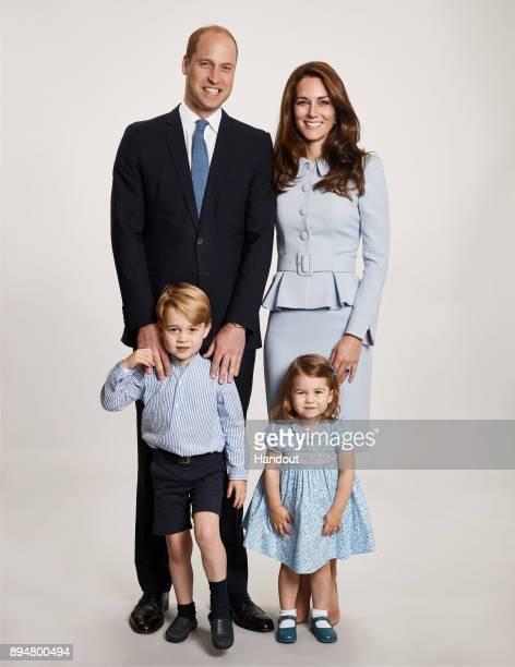 Duke & Duchess of Cambridge Christmas Card:ニュース(壁紙.com)