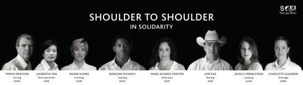 Global「FEI Solidarity Ambassadors」:写真・画像(15)[壁紙.com]