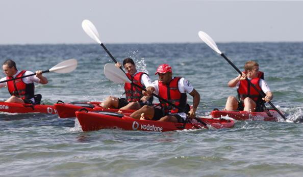 オーストラリアモーターサイクルグランプリ「Vodafone Beach Kayak Challenge」:写真・画像(18)[壁紙.com]