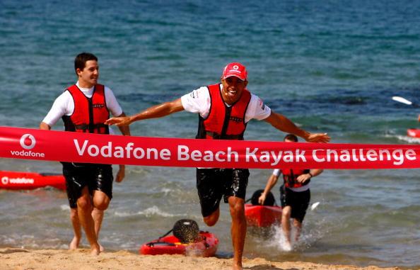 オーストラリアモーターサイクルグランプリ「Vodafone Beach Kayak Challenge」:写真・画像(16)[壁紙.com]