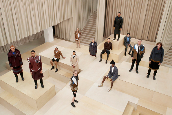 Menswear「Burberry Autumn/Winter 2021 Menswear Presentation」:写真・画像(10)[壁紙.com]
