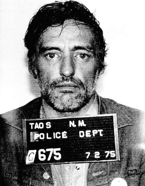 New Mexico「Dennis Hopper Mug Shot」:写真・画像(14)[壁紙.com]