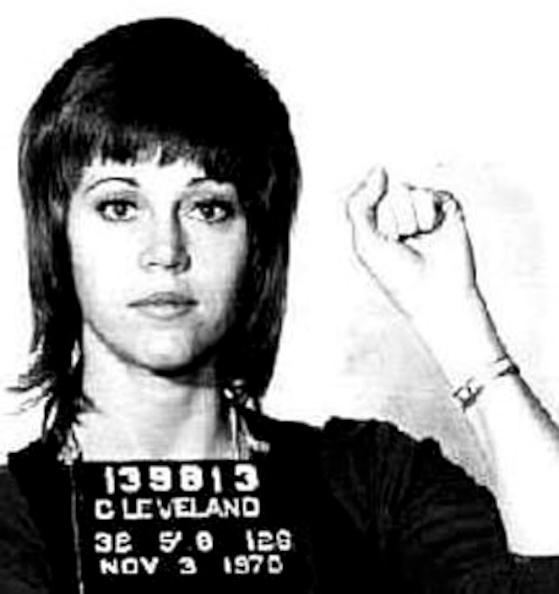 Arrest「Jane Fonda Mugshot」:写真・画像(5)[壁紙.com]