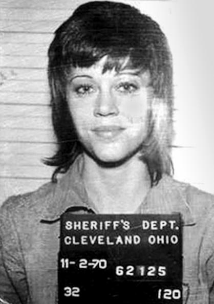 Arrest「Jane Fonda Mugshot」:写真・画像(12)[壁紙.com]