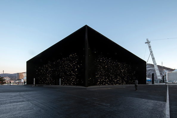 2018 Winter Olympics - Pyeongchang「Hyundai Pavilion Designed By Asif Khan At PyeongChang Winter Olympics 2018」:写真・画像(9)[壁紙.com]