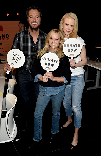 Charity Benefit「Hand in Hand: A Benefit for Hurricane Relief - Nashville」:写真・画像(8)[壁紙.com]