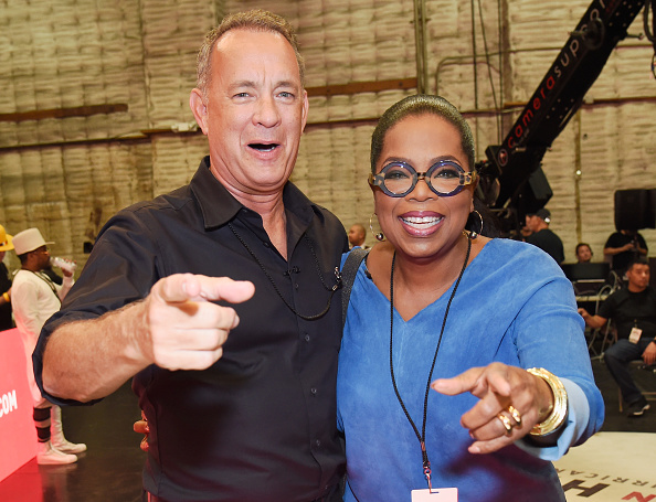 Oprah Winfrey「Hand in Hand: A Benefit for Hurricane Relief - Los Angeles」:写真・画像(2)[壁紙.com]