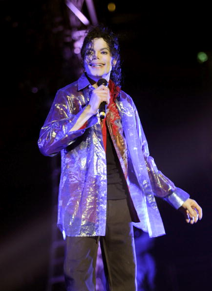 Rehearsal「Michael Jackson's Last Show Rehearsal」:写真・画像(5)[壁紙.com]