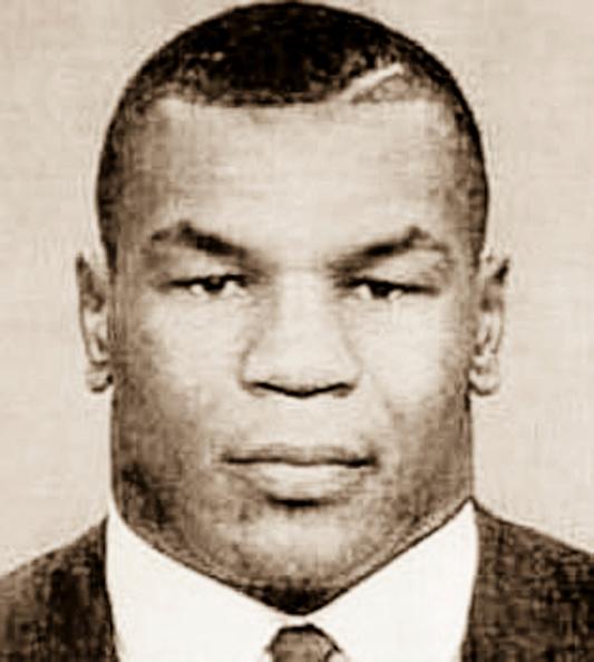 Mike Tyson「Mike Tyson Mug Shot」:写真・画像(13)[壁紙.com]