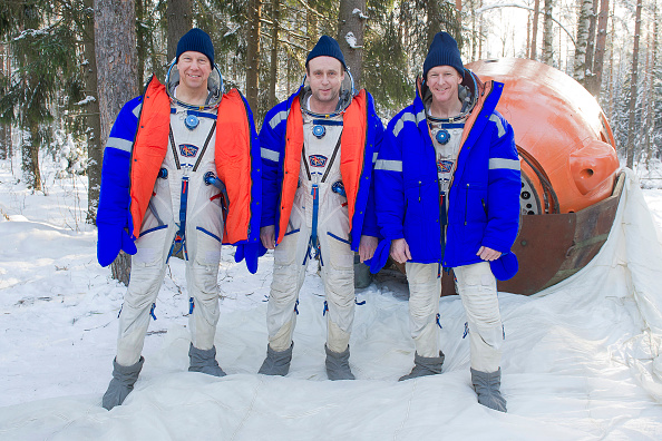 European Space Agency「British Astronaut Tim Peake's Journey Into Space」:写真・画像(19)[壁紙.com]