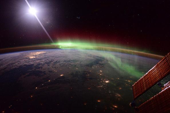 Empty「Expedition 46 On International Space Station」:写真・画像(4)[壁紙.com]