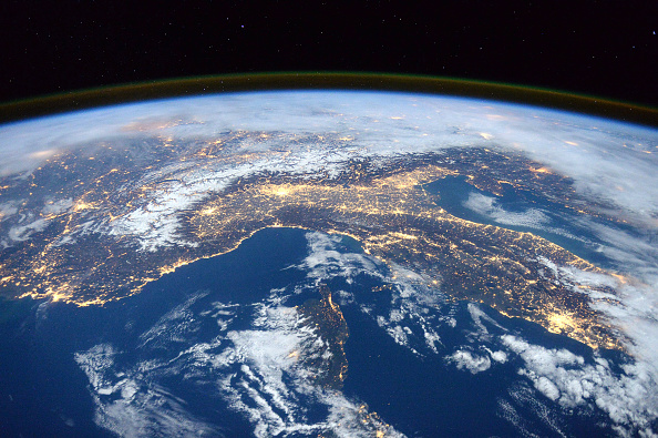 International Space Station「Expedition 46 On International Space Station」:写真・画像(9)[壁紙.com]