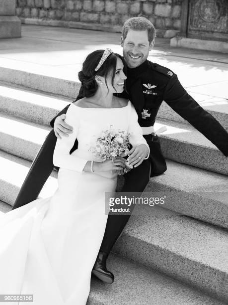 Official Royal Wedding Photographs Released:ニュース(壁紙.com)
