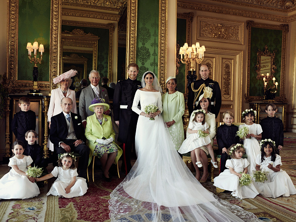 結婚「Official Royal Wedding Photographs Released」:写真・画像(2)[壁紙.com]