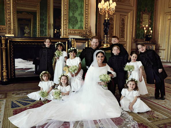 ポートレート「Official Royal Wedding Photographs Released」:写真・画像(7)[壁紙.com]