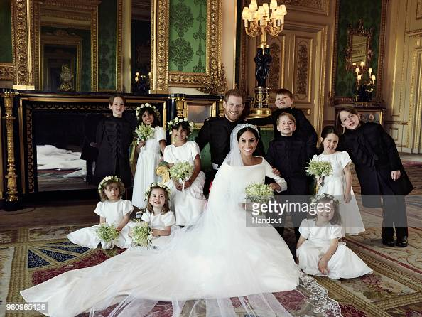 Photo Shoot「Official Royal Wedding Photographs Released」:写真・画像(16)[壁紙.com]