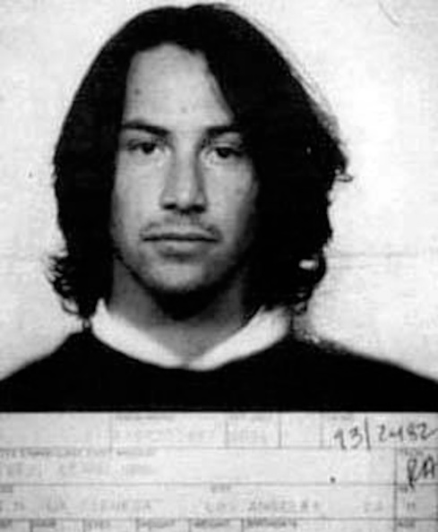 Celebrities「Keanu Reeves Mug Shot」:写真・画像(0)[壁紙.com]