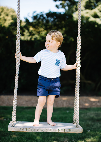 Birthday「Prince George of Cambridge Celebrates His Third Birthday」:写真・画像(18)[壁紙.com]