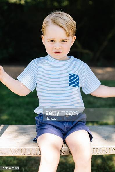 Birthday「Prince George of Cambridge Celebrates His Third Birthday」:写真・画像(9)[壁紙.com]