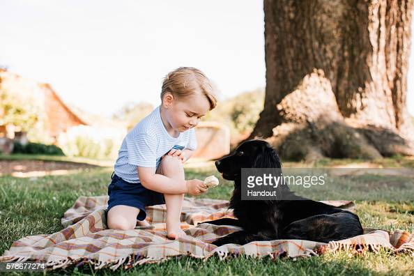 Birthday「Prince George of Cambridge Celebrates His Third Birthday」:写真・画像(10)[壁紙.com]