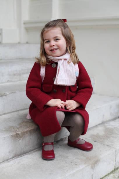 Education「Princess Charlotte Starts Nursery School」:写真・画像(7)[壁紙.com]