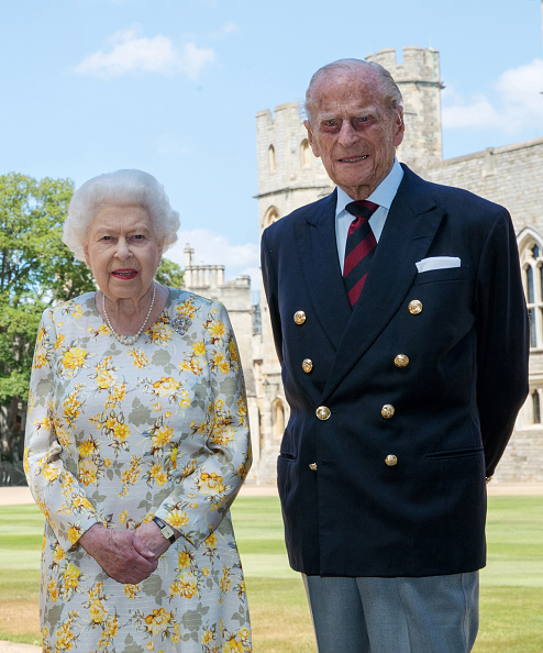 Duke of Edinburgh「The Queen And The Duke Of Edinburgh Release A Photograph To Celebrate The Duke's 99th Birthday」:写真・画像(9)[壁紙.com]