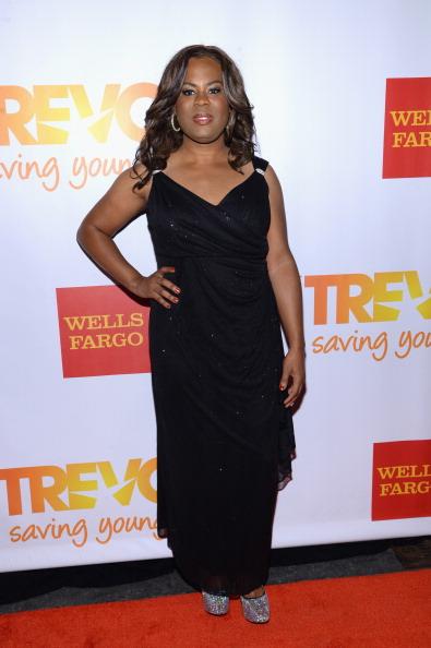 "Strap「The Trevor Project's 2014 ""TrevorLIVE NY"" Event - Arrivals」:写真・画像(17)[壁紙.com]"