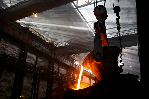 Chain - Object「Copper production, Zhezkazgan, Kazakhstan」:写真・画像(5)[壁紙.com]