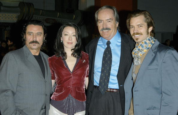 """HBO「HBO's Telefilm Premiere of """"Deadwood"""" - Arrivals」:写真・画像(2)[壁紙.com]"""